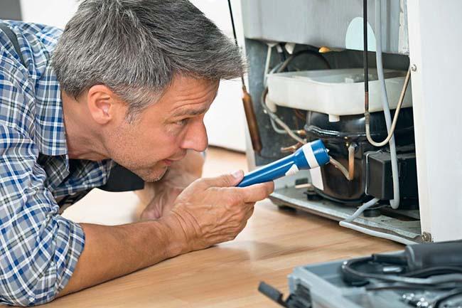 Проверка работоспособности холодильника